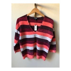 Express fall color sweater